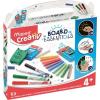 """MAPED CREATIV Kreatív készségfejlesztő rajzkészlet, különböző táblákhoz, , """"Board Essentials"""""""