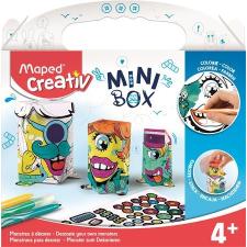 """MAPED CREATIV Szörnygyár kreatív készségfejlesztő készlet, MAPED CREATIV, """"Mini Box"""" kreatív és készségfejlesztő"""