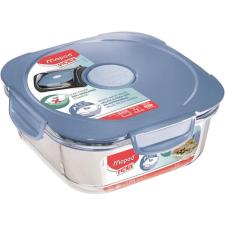 """MAPED Ételtartó doboz, üveg, MAPED PICNIK """"Concept Adult"""", kék kulacs, kulacstartó"""