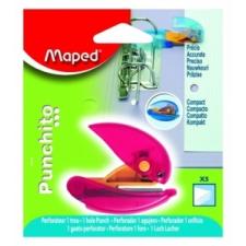 """MAPED Lyukasztó, egylyukú, műanyag, MAPED """"Punchito"""" lyukasztó"""