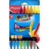 MAPED Olajpasztell kréta, MAPED Color`Peps, 18 különböző szín (IMA864011)