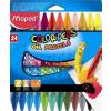 MAPED Olajpasztell kréta, MAPED Color`Peps, 24 különböző szín (IMA864012)