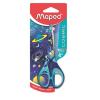 """MAPED Olló, iskolai, 13 cm, MAPED """"Cosmic"""", vegyes színek"""