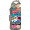 MAPED Vízfesték, 12 szín, 30 mm átm/szín + ajándék ecset, MAPED IMA811520