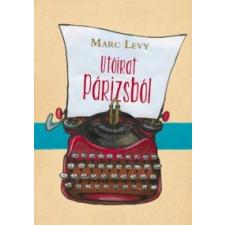 Marc Levy Utóirat Párizsból irodalom