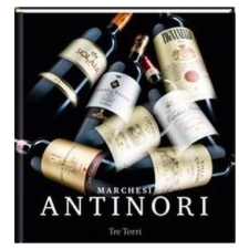 Marchesi Antinori, englische Ausgabe – Ralf Frenzel idegen nyelvű könyv