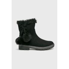 Marco Tozzi - Magasszárú cipő - fekete - 1462956-fekete