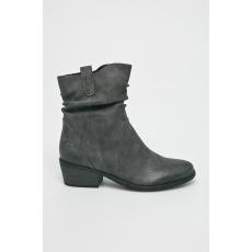 Marco Tozzi - Magasszárú cipő - szürke - 1345429-szürke