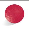 Marokerősítő gumilabda