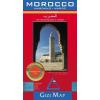 Marokkó térkép - Gizimap