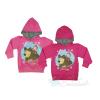 Mása és a medve lányka kapucnis pulóver (méret: 92-122)