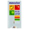 Masculan Special Edition aromásított színes gumióvszer 10 db