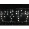 Massive - Philips Massive Philips Noel 31967 LED Világító jégcsapok elemre WW, 100LED, 3x0,5m