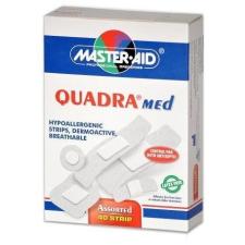 Master-Aid Quadra Med sebtapasz 40db elsősegély