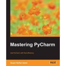 Mastering PyCharm – Quazi Nafiul Islam idegen nyelvű könyv