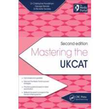 Mastering the UKCAT – Nordstrom, Christopher (The Medic Portal, London, UK), Rendel, George (The Medic Portal, London, UK), Ricardo Tavares idegen nyelvű könyv