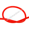 Masterkleer PVC tömlő 13/10mm, UV-aktív Piros 1 m
