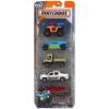 Matchbox Matchbox: 5 darabos kisautó készlet - Természetvédelmi járművek