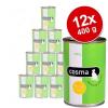 MATINA Original zselés gazdaságos csomag 12 x 400 g - Csirkehúsos