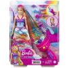 Mattel Barbie: Dreamtopia Mesés fonatok hercegnő baba