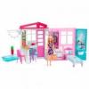 Mattel Barbie: tengerparti ház babával