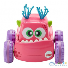 Mattel Fisher-Price: Felhúzható Szörnyjárgány - Rózsaszín (Mattel, DRG16-R) fisher price