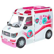 Mattel Mattel Barbie mentőautó fénnyel és hanggal (FRM19) barbie baba