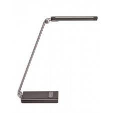 Maul Asztali lámpa, LED, szabályozható, USB, MAUL Pure, szürke (VLM8202295) világítás