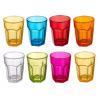 Max 11893 Műanyag pohár szett színes