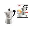 Max 12041 Klasszik kotyogós kávéfőző 1 személyes