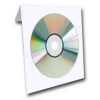 Maxell DVD lemez - R 4.7GB - 16x - Papír tok - 346142.00.HU