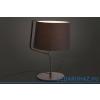 Maxlight T0029 Chicago textil burás asztali lámpa E27 foglalattal, 46 cm