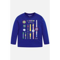 Mayoral - Gyerek hosszúujjú 92-134 cm - kék - 1334085-kék