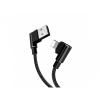 Mcdodo USB kábel lightning konektorral Apple iPhone / iPad / iPod - 1.9m - fekete