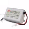 Mean Well LED tápegység Mean Well APC-25-500 25W/15-50V/500mA áramgenerátor