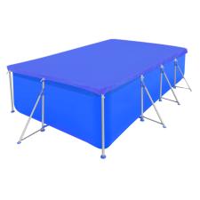 Medence Borító PE Négyszög 90 g / m² 540 x 270 cm medence kiegészítő