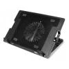 Media-Tech HEAT BUSTER 4 fekete notebook hűtőpad