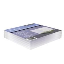 MediaRange CD tok dupla normal Clear 10,4mm (5) asztali számítógép kellék