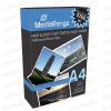 MediaRange Din A4 160g fényes fotópapír (100) /MRINK105/