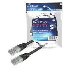 MediaRange Hálózati kábel 5m RJ45 /MRCS104/ kábel és adapter