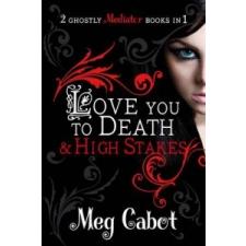 Mediator: Love You to Death and High Stakes – Meg Cabot idegen nyelvű könyv