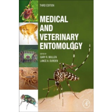 Medical and Veterinary Entomology – Gary Mullen idegen nyelvű könyv