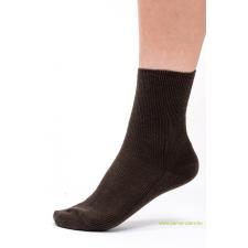 Medical, gumi nélküli zokni 5 pár - Barna 37-38 női zokni