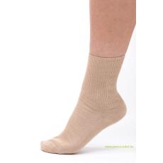Medical, gumi nélküli zokni 5 pár - Drapp 37-38