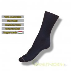Medical, gumi nélküli zokni - szürke 35-36