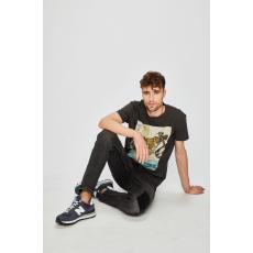 MEDICINE - T-shirt Retro Racer - szürke - 1399007-szürke