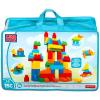 MEGA Bloks: 150 darabos építőkocka zsákban