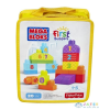 Mega Bloks 1-2-3 Számolj Építőkockák CNH08