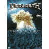 Megadeth That One Night - Live in Buenos Aires DVD