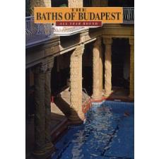 Meleghy Péter THE BATHS OF BUDAPEST - ALL YEAR ROUND (BUDAPEST FÜRDŐI - ANGOL NYELVŰ) idegen nyelvű könyv